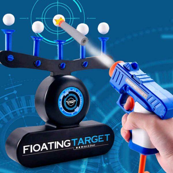 Воздушный тир для детей Floating Target 4