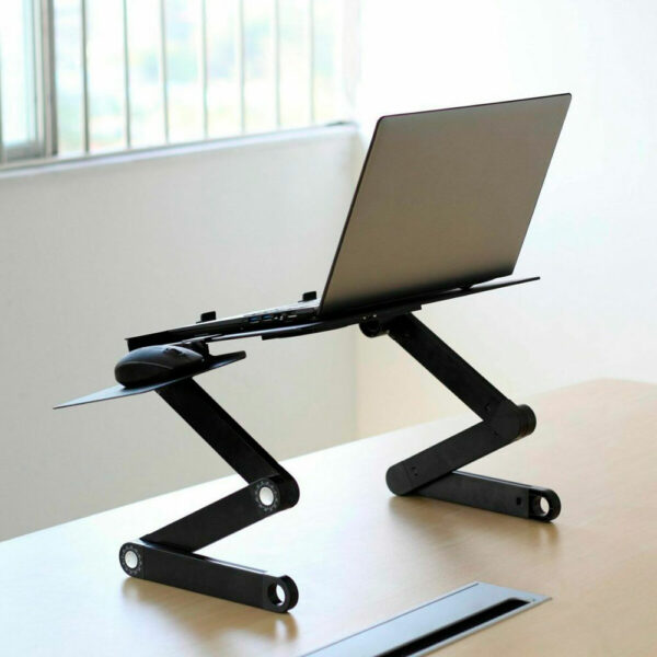 Стол-трансформер для ноутбука Laptope Table T8 7