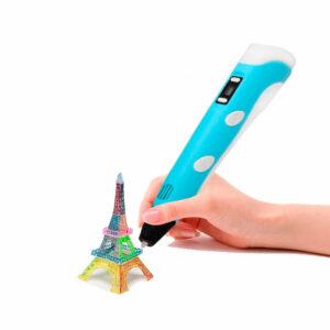 3Д Ручка для детей 3D PEN-2