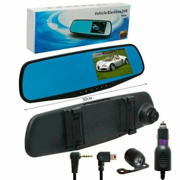 Зеркало-видеорегистратор Vehicle Blackbox DVR 6