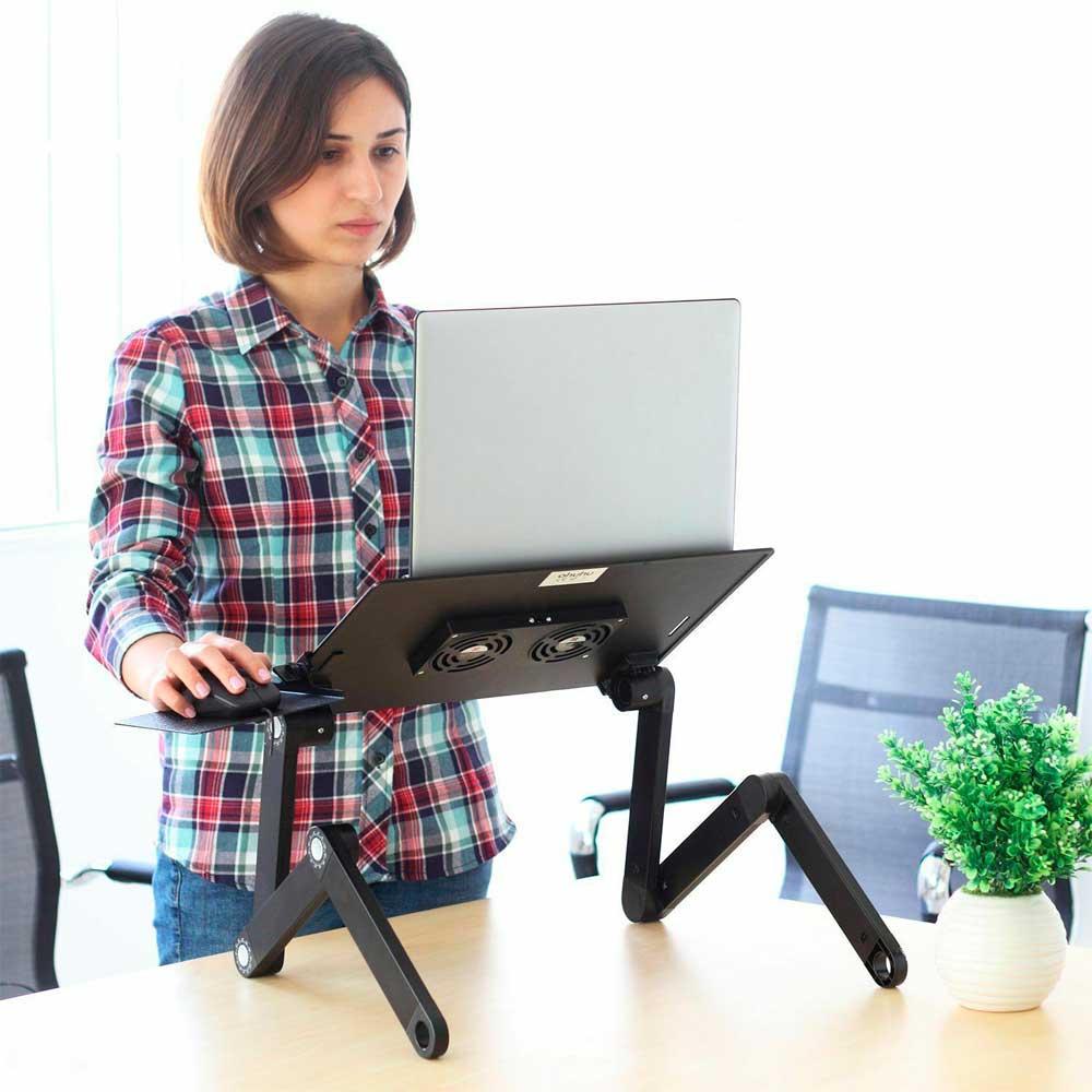Стол-трансформер для ноутбука Laptope Table T8 13