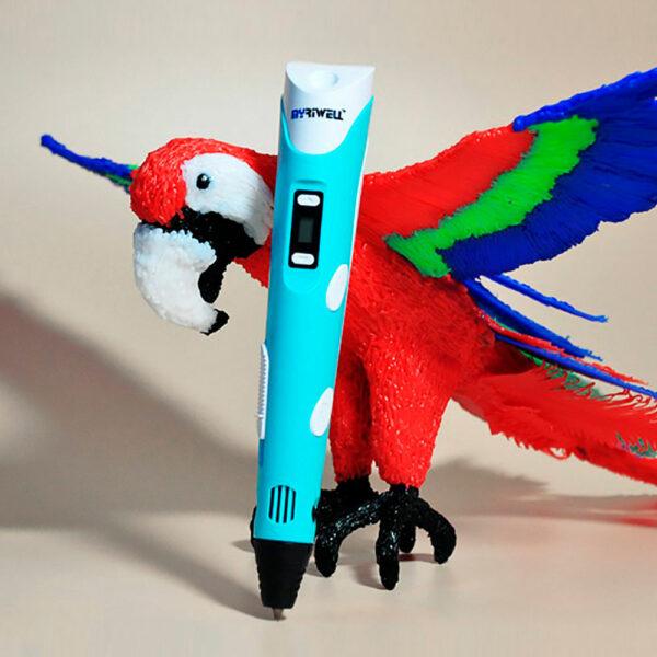 3Д Ручка для детей 3D PEN-2 — 5