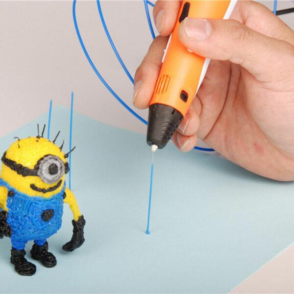 3Д Ручка для детей 3D PEN-2 — 4
