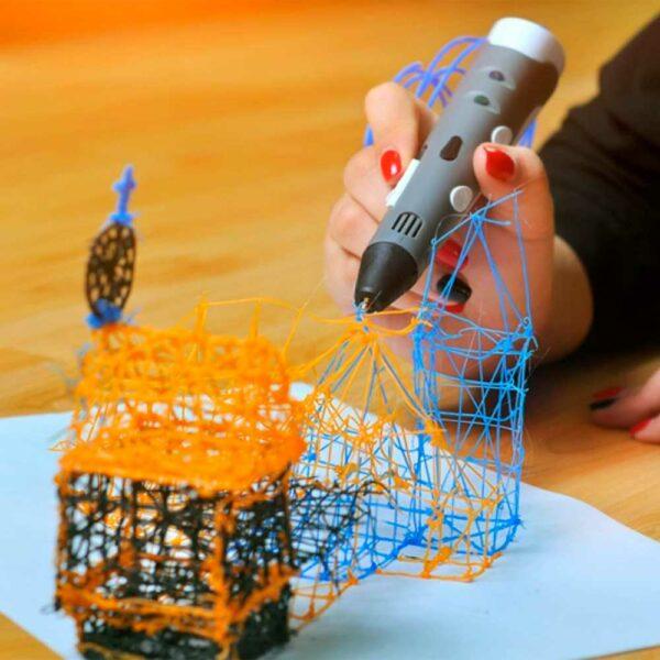 3Д Ручка для детей 3D PEN-2 — 2