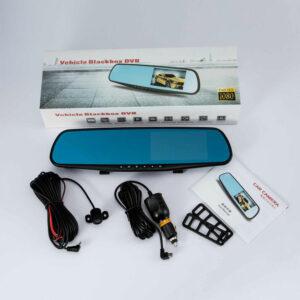 Зеркало-видеорегистратор Vehicle Blackbox DVR 1