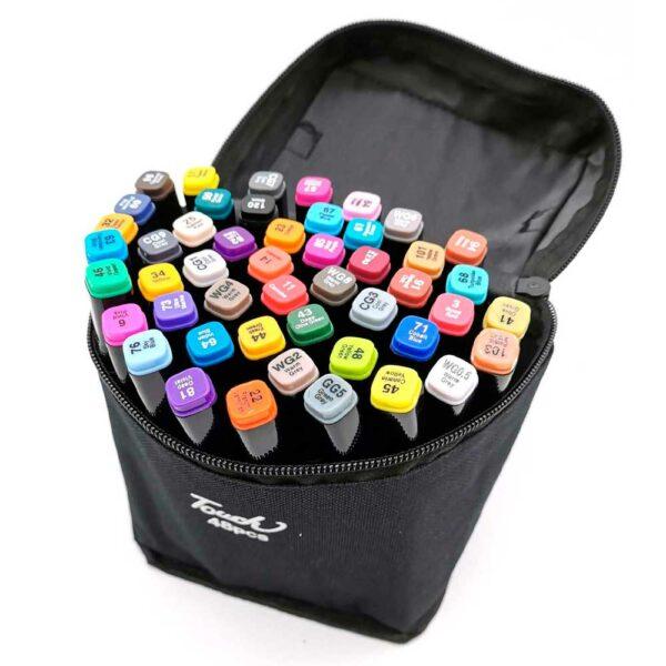 Профессиональные маркеры для скетчинга Touch
