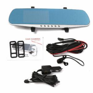 Зеркало-видеорегистратор Vehicle Blackbox DVR Premium