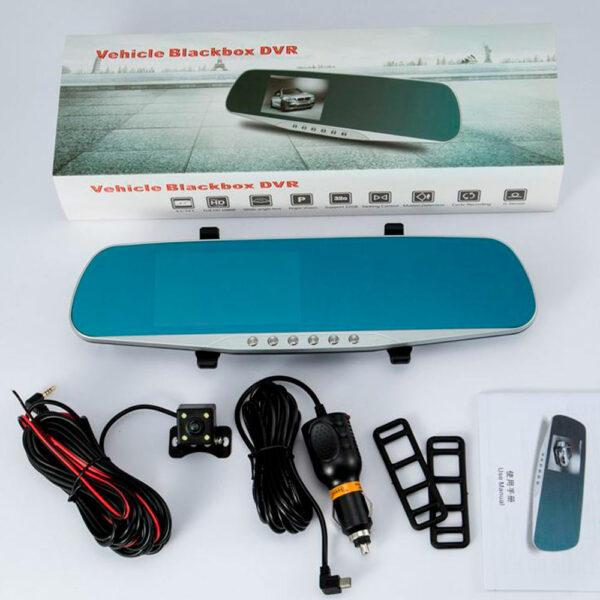 Зеркало-видеорегистратор Vehicle Blackbox DVR Premium 2