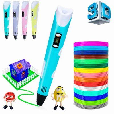 3Д Ручка для детей 3D PEN-2 — 13