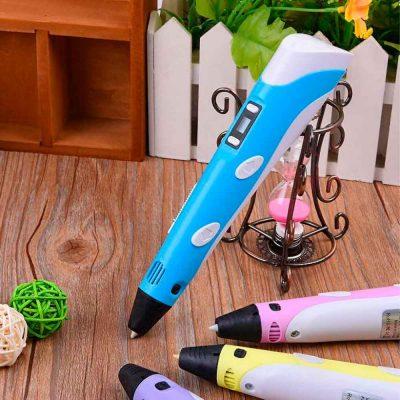 3Д Ручка для детей 3D PEN-2 — 11