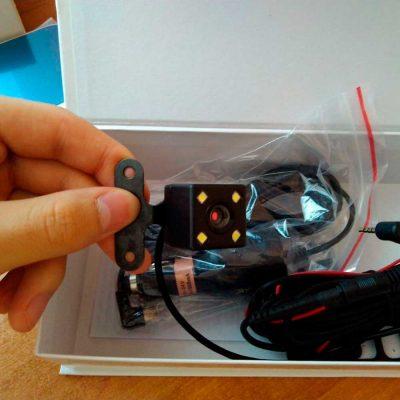 Зеркало-видеорегистратор Vehicle Blackbox DVR Premium 6