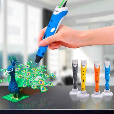 3Д Ручка для детей 3D PEN-2 — 10
